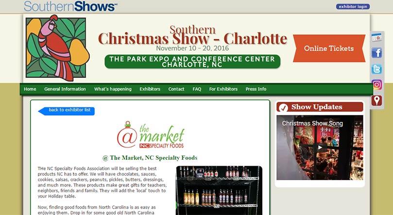 southern christmas show charlotte yo mommas style